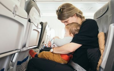 TIPS FOR FLYING WITH AN INFANT OR TODDLER